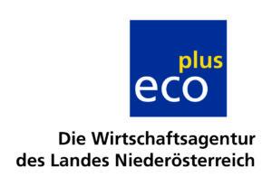 ecoplus Logo zweizeilig