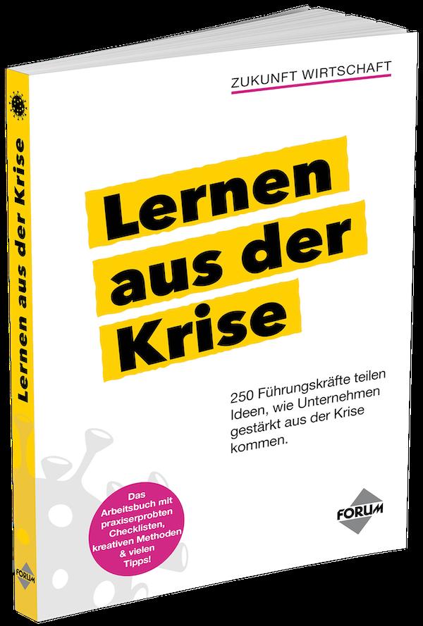Buch-Cover Lernen aus der Krise